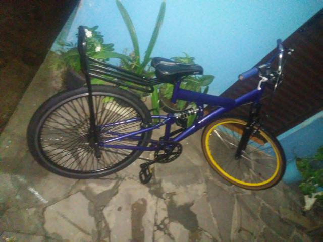 Bike top de amortecedor