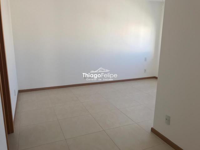 Cobertura 03 suítes e 03 vagas de garagem em florianópolis-sc (abraão) - Foto 2