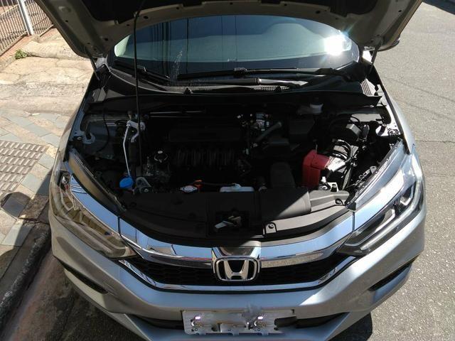 Honda City DX 1.5 19/19 zero troco - Foto 3