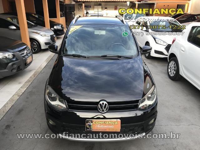 VW / Crossfox 1.6 Mi Flex 8V - Foto 2