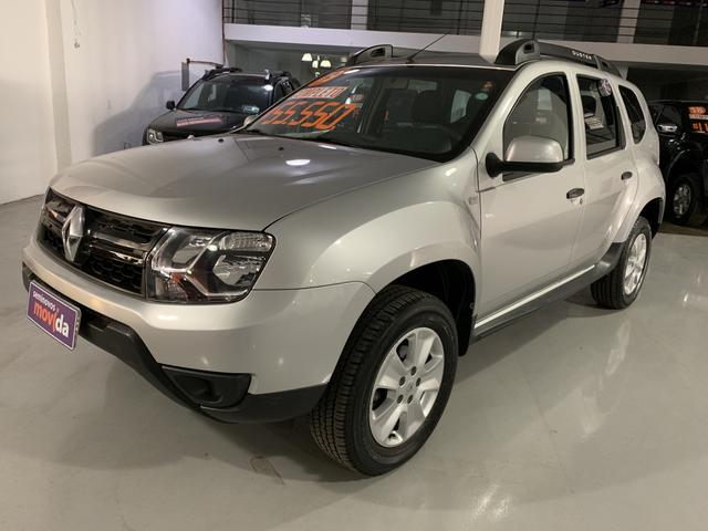 Duster Expression 1.6 Flex Aut. Km35.000 Valor : R$ 58.990,00 - Foto 3