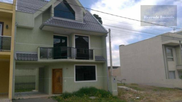 T- SO0205- Sobrado em condomíno à venda- Pinheirinho- Curitiba