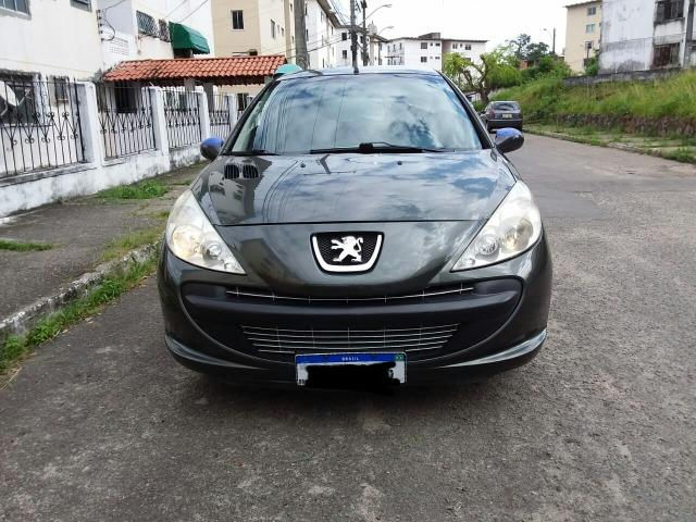 Peugeot 207 1.4 flex 4p Completo