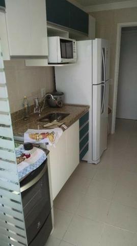Lindíssimo apartamento 2 quartos c/ suíte todo modulado - Foto 6