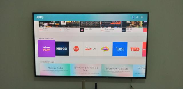Smart TV LED Ultra HD 4k de 55