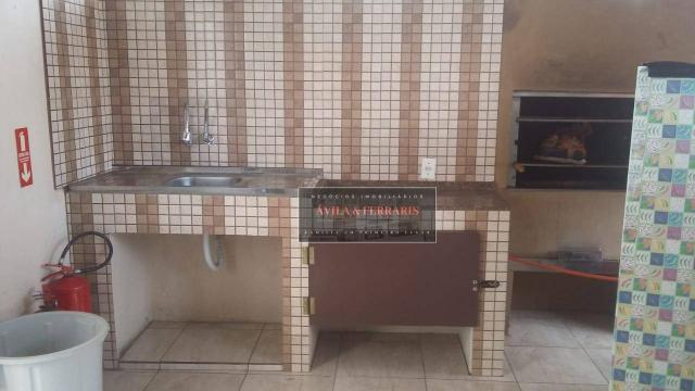 Apartamento com 2 dormitórios à venda, 45 m² por R$ 180.000,00 - Parque Bandeirantes I (No - Foto 8
