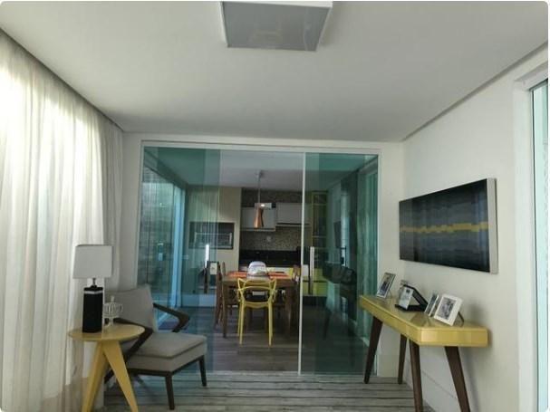 Casa à venda, 280 m² por R$ 800.000,00 - Abrantes - Camaçari/BA - Foto 11