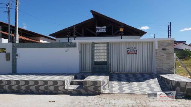 Casa com 4 dormitórios à venda, 185 m² por R$ 350.000,00 - Santo Antônio - Patos/PB - Foto 2