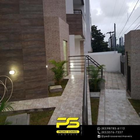Apartamento com 2 dormitórios à venda, 50 m² por R$ 175.000,00 - Castelo Branco - João Pes - Foto 4