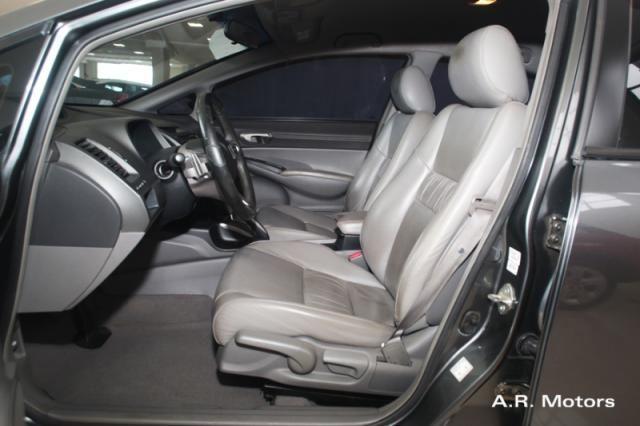 Honda CIVIC 1.8 LXL 16V FLEX 4P AUTOMATICO - Foto 9