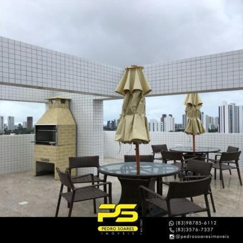 Apartamento com 2 dormitórios à venda, 62 m² por R$ 235.000 - Expedicionários - João Pesso - Foto 14