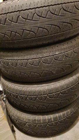 [VENDO] Jogo de rodas Trailhawk 17 + Pneus Pirelli Scorpion ATR meia-vida 391016810935703