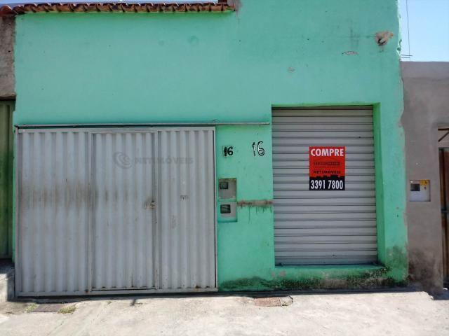 Casa à venda com 3 dormitórios em Novo recanto, Contagem cod:687611