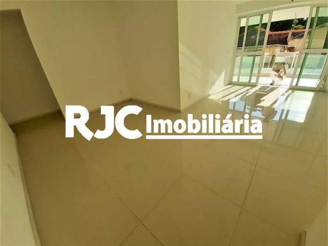 Apartamento à venda com 4 dormitórios em Tijuca, Rio de janeiro cod:MBAP40442 - Foto 3