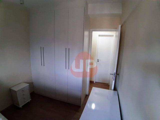 Apartamento com 2 dormitórios à venda, 79 m² por R$ 580.000 - Edifício London Ville - Baru - Foto 8