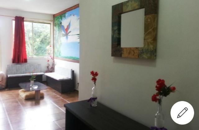 Apto. mobiliado próx à Sefaz, Manauara, Tj e Inpa com Pintura Regional - Foto 15