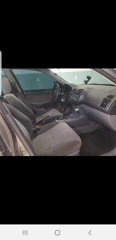 Honda Civic 2006 LX Completam - Foto 6