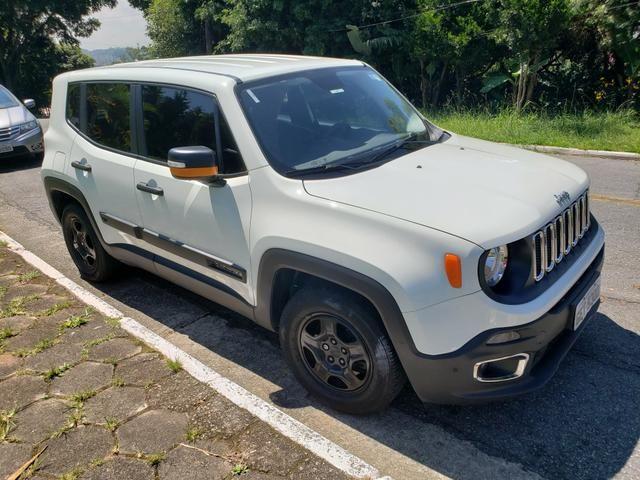 Jeep Renegate unico dono