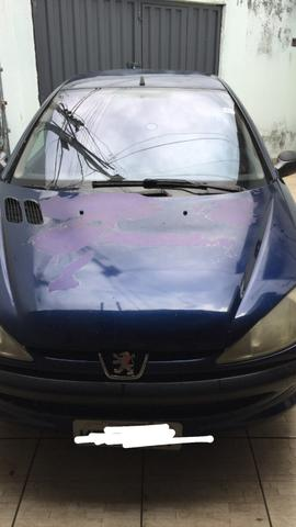Peugeot 206 1.6 2001 - Foto 8