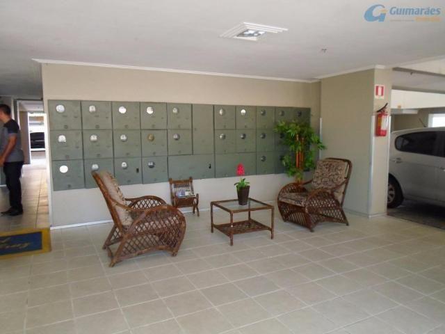Apartamento com 3 dormitórios à venda, 62 m² por R$ 250.000 - Parangaba - Fortaleza/CE - Foto 16