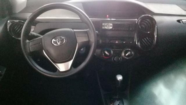 Etios X Sedan Aut baixa km 1.5 DE r$50.990,00 por r$46.990,00 - Foto 7