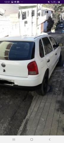 Volkswagem gol 1.0 2009 badico 1800 mais ou menos de doc - Foto 3