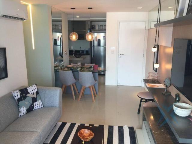 Apartamento à venda, 79 m² por R$ 848.000,00 - Aldeota - Fortaleza/CE - Foto 7