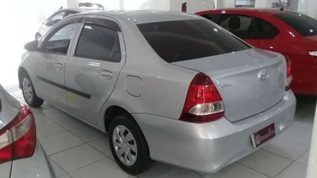 Etios X Sedan Aut baixa km 1.5 DE r$50.990,00 por r$46.990,00 - Foto 6