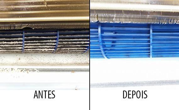 Limpeza de Ar Condicionado Split em maringa 30340019 - Foto 6