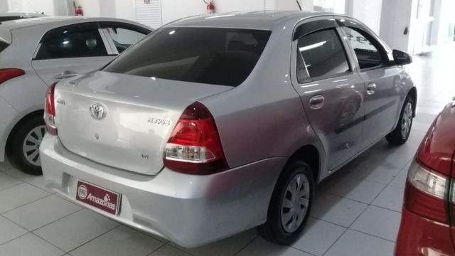Etios X Sedan Aut baixa km 1.5 DE r$50.990,00 por r$46.990,00 - Foto 4