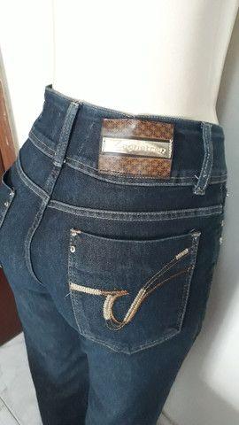 Calça jeans da zagnetron 46 - Foto 3