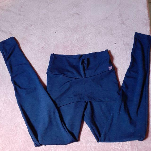 Calça legging M - Foto 2
