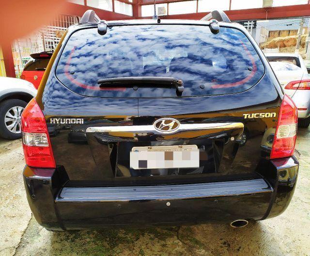 TUCSON GLS 2007 automática, top de linha gasolina - Foto 10