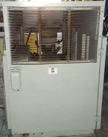 Compressor de ar de parafuso - Atlascop - GA707 - Foto 2