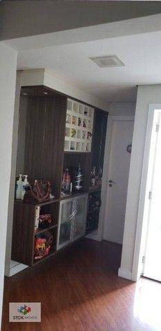 Apartamento com 4 dormitórios para alugar, 164 m² por R$ 5.500/mês - Tatuapé - São Paulo/S - Foto 4