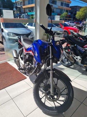 Moto Honda Titan 160 Entrada: 1.580 Financiada!!! - Foto 5