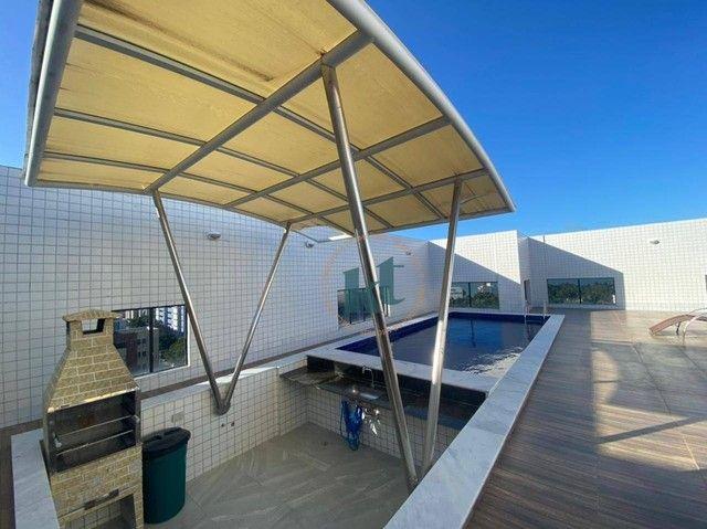Apartamento com 3 dormitórios à venda, 93 m² por R$ 450.000 - Jardim Oceania - João Pessoa - Foto 15