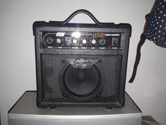 Guitarra Strinberg com amplifier - Foto 5