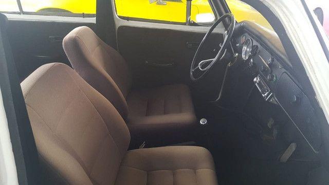 VW Fusca Zê do Caixão 1969, motor 1600; Carro de fácil restauração. - Foto 11