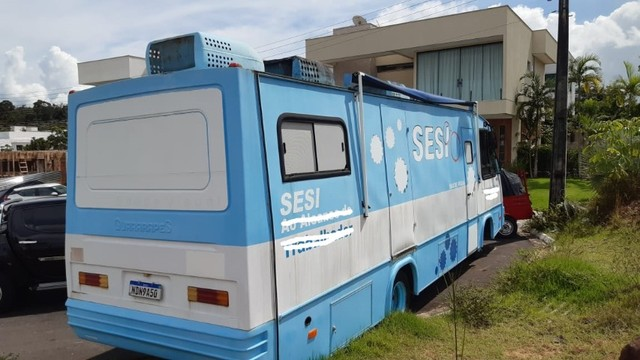 Vende-se Micro Ônibus 2005 -Ótimo para montar um motor home - Foto 7