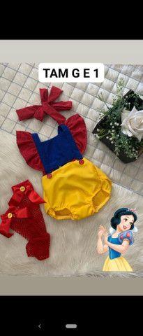 Moda bebê/ infantil mini diva - Foto 3