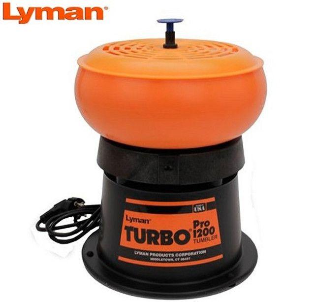 Tamboreador Lyman PRO 1200