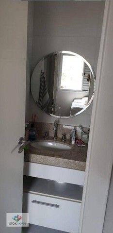 Apartamento com 4 dormitórios para alugar, 164 m² por R$ 5.500/mês - Tatuapé - São Paulo/S - Foto 19