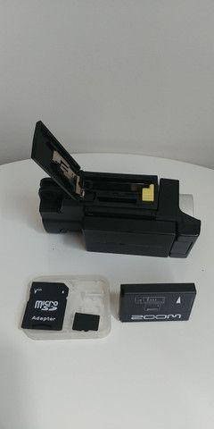 Câmera Vídeo Zoom Q4 Full Hd 1080 30fps - Não Q4n