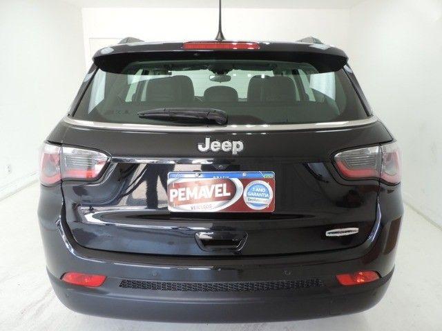 Jeep Compass 2.0 16V Flex Longitude Automático 2018 - Foto 3