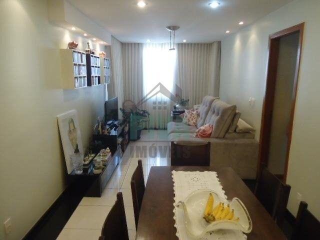 Apartamento à venda com 3 dormitórios em Caiçaras, Belo horizonte cod:PIV786