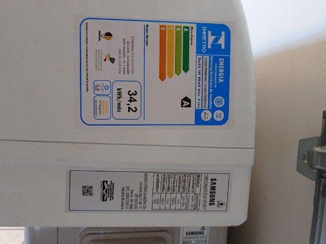 Ar Condicionado Samsung - Foto 5