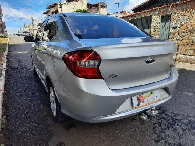 Ford ka sedan 1.5 sel 15/15 muito novo - Foto 8