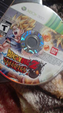 dragon ball ultimate tenkaichi xbox 360 usado