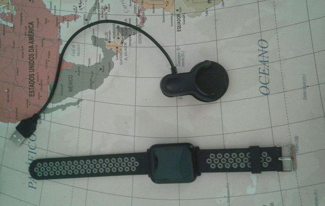 Relogio inteligente wear fit - Foto 2